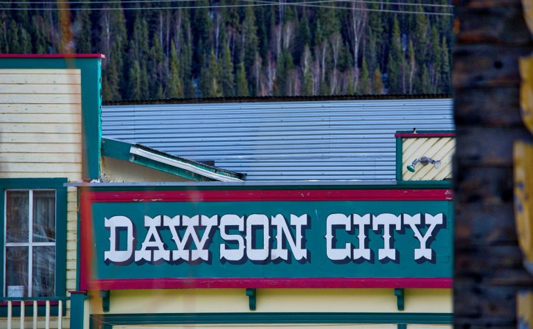 Dawson City in Pictures